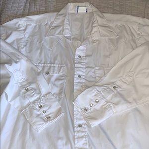 Vintage Rockmount Ranch Wear Men's Shirt